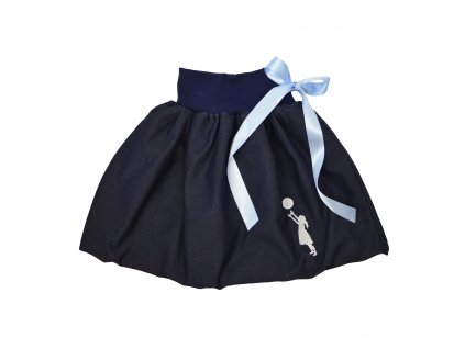 Dětská sukně - holčička