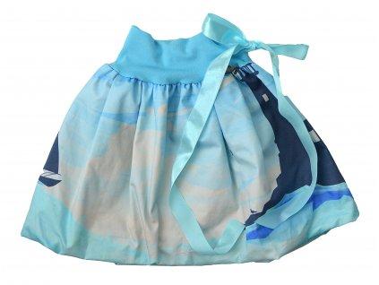 Dětská sukně - maják