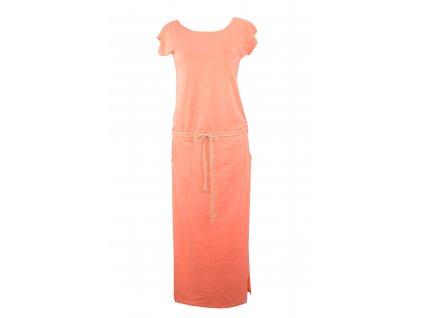 Maxi šaty - neonové