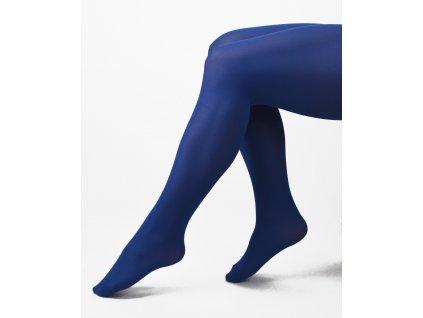 Punčochové kalhoty - 70 DEN - blue medio