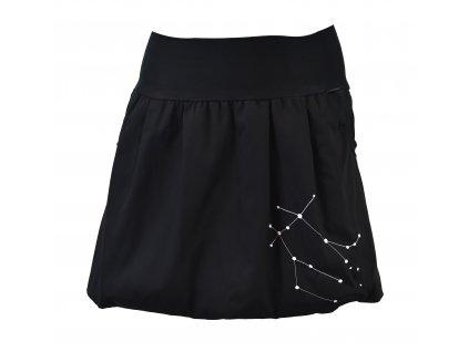 Balónová sukně - souhvězdí - blíženci (Délka 54 cm)