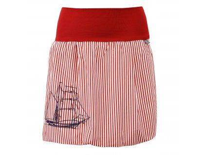 balónová sukně plachetnice