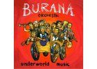 B.U.R.A.N.A. ORCHESTR - Underworld Music - CD