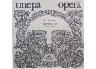 Puccini Giacomo: MADAMA BUTTERFLY / Melodija - 3LP / BAZAR
