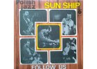 SUN SHIP - Follow Us - LP / BAZAR