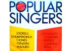 POPULAR SINGERS - LP / BAZAR