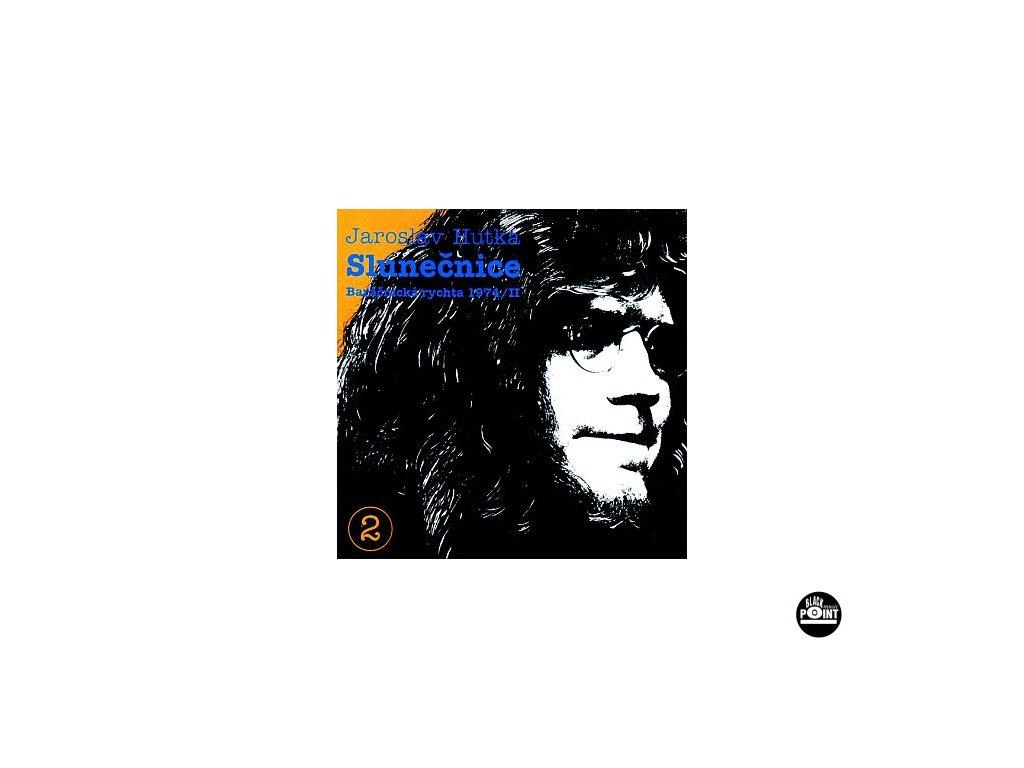 HUTKA JAROSLAV - Slunečnice - CD