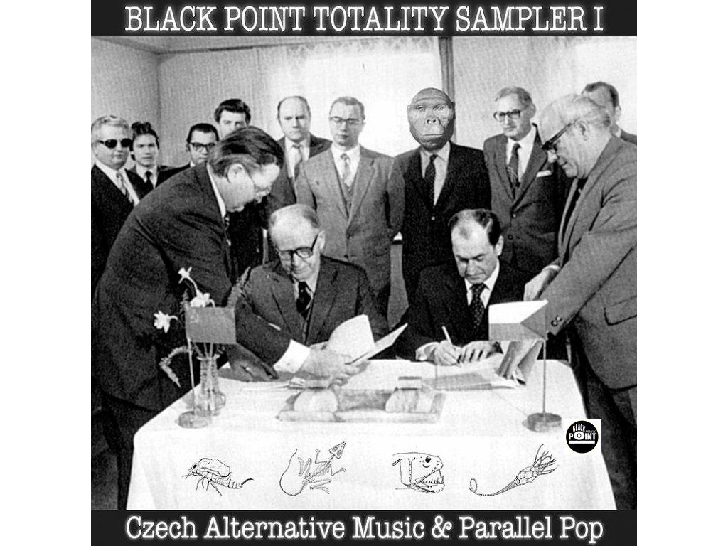 Black Point Totality Sampler