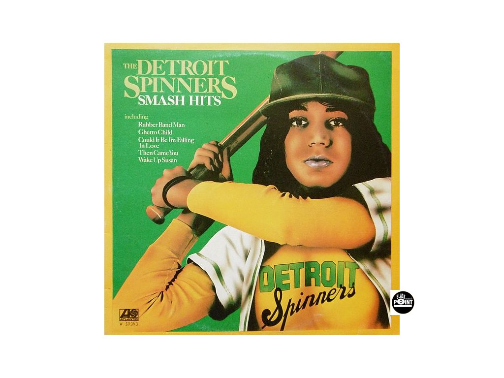 detroit spinners smash hits