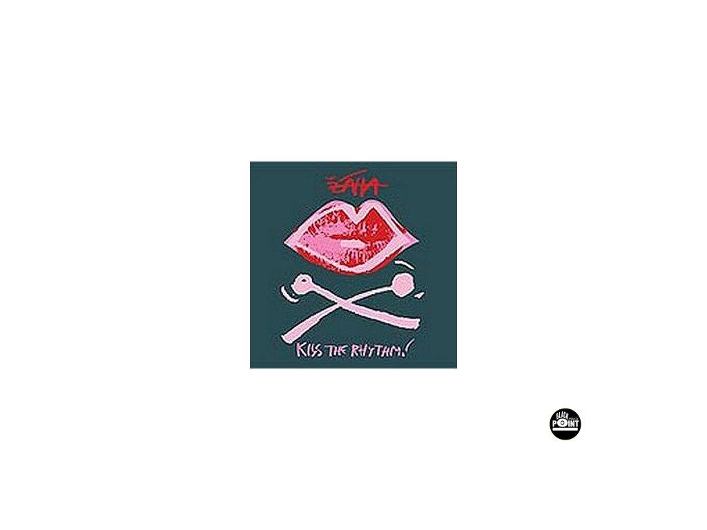 ŽÁHA - Kiss the Rhythm! - CD
