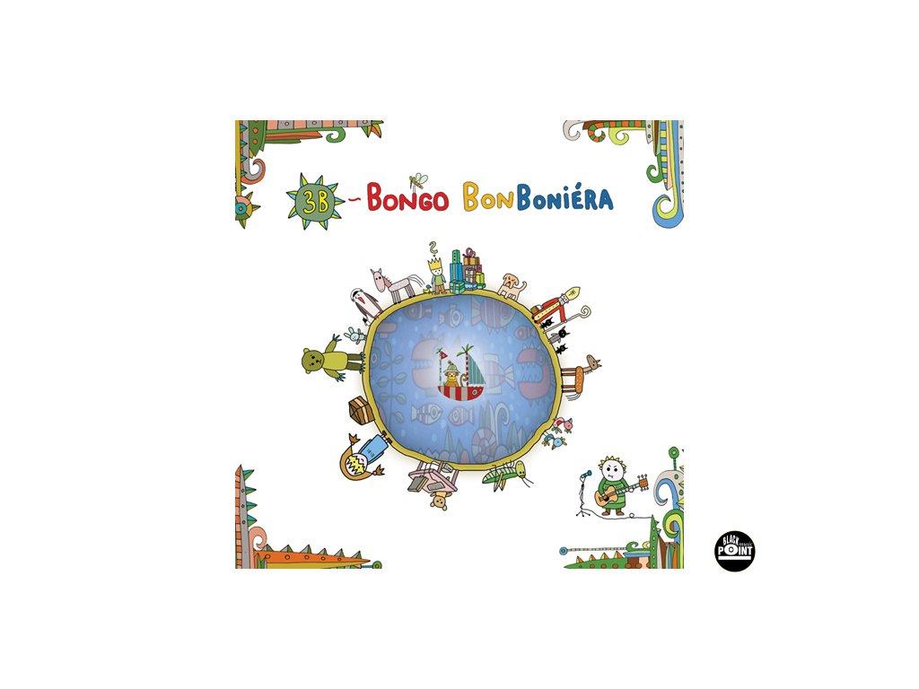 3B - Bongo BonBoniéra - CD