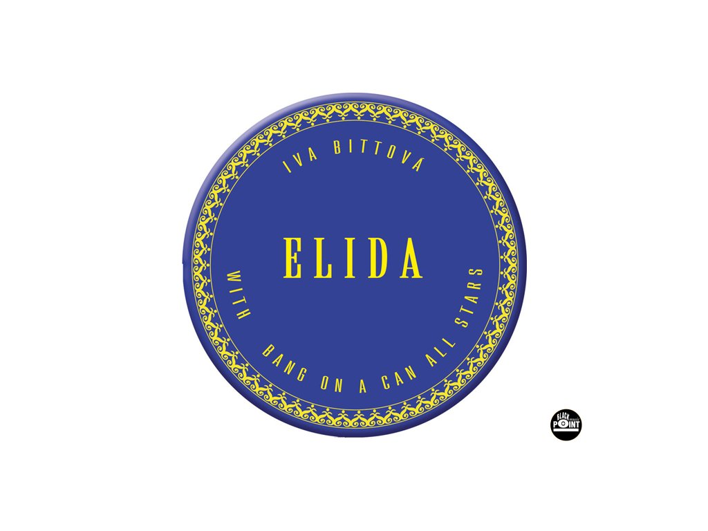 Bittová Iva & Bang On A Can - Elida - CD