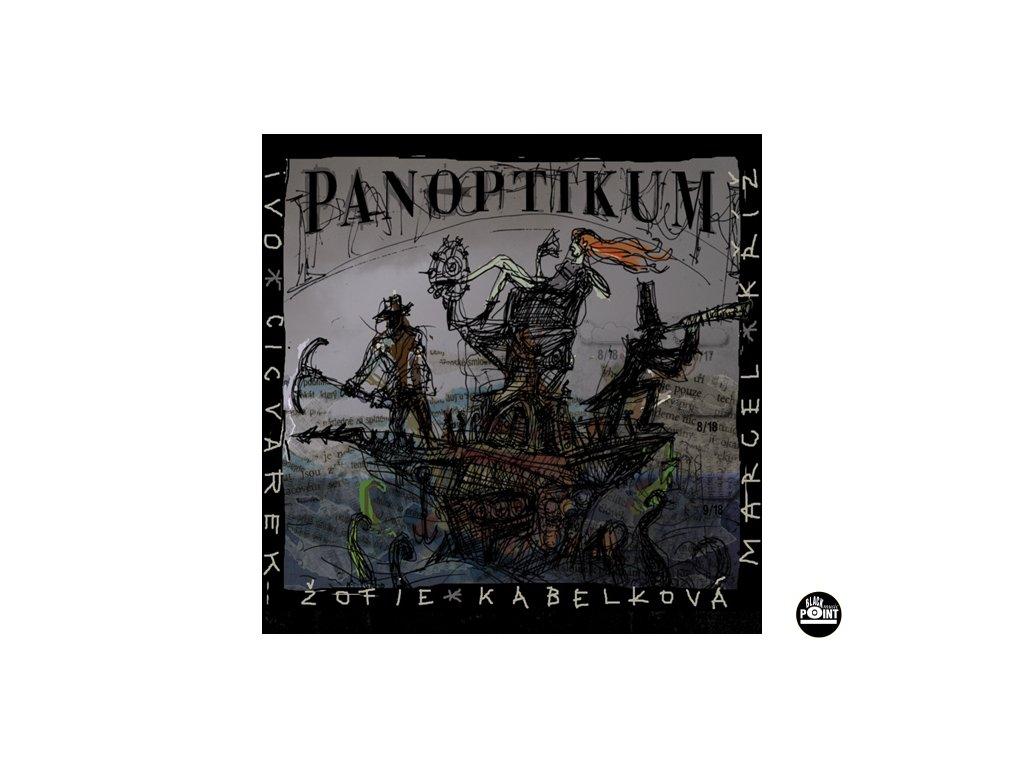 Cicvárek & Kabelková & Kříž - Panoptikum - CD