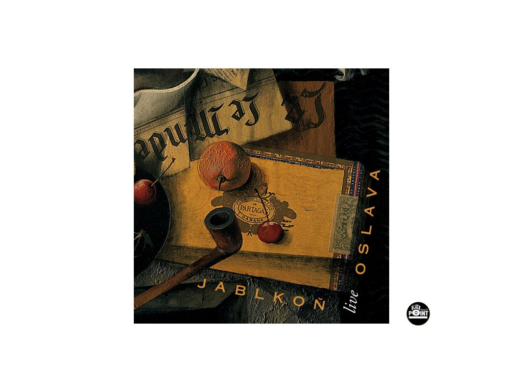Jablkoň - Oslava - CD