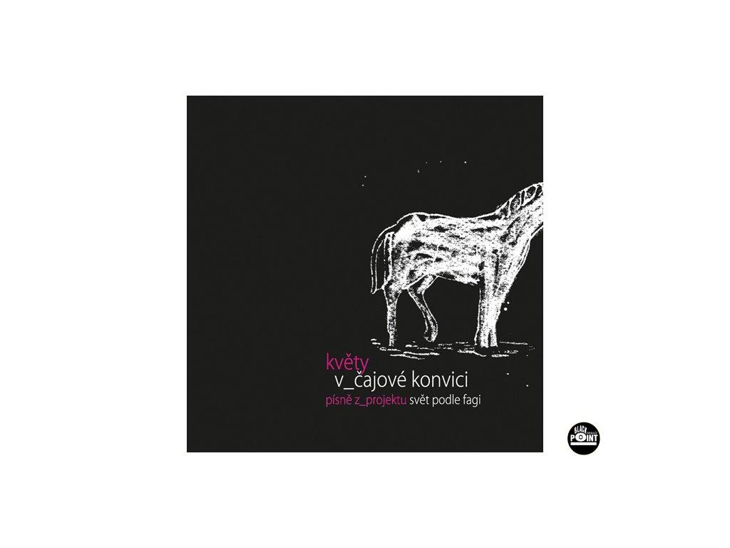 Květy - V čajové konvici - CD