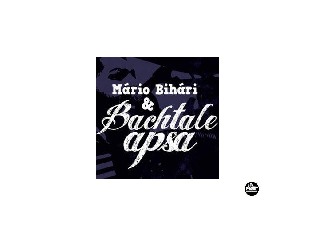 Mário Bihári & Bachtale apsa - Mário Bihári & Bachtale apsa - CD