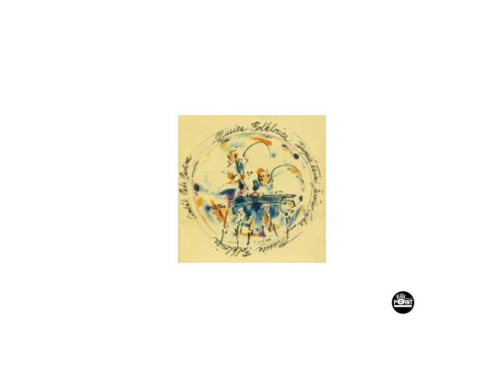 Musica Folklorica - Tarogáto, klarinet,  cimbál - CD
