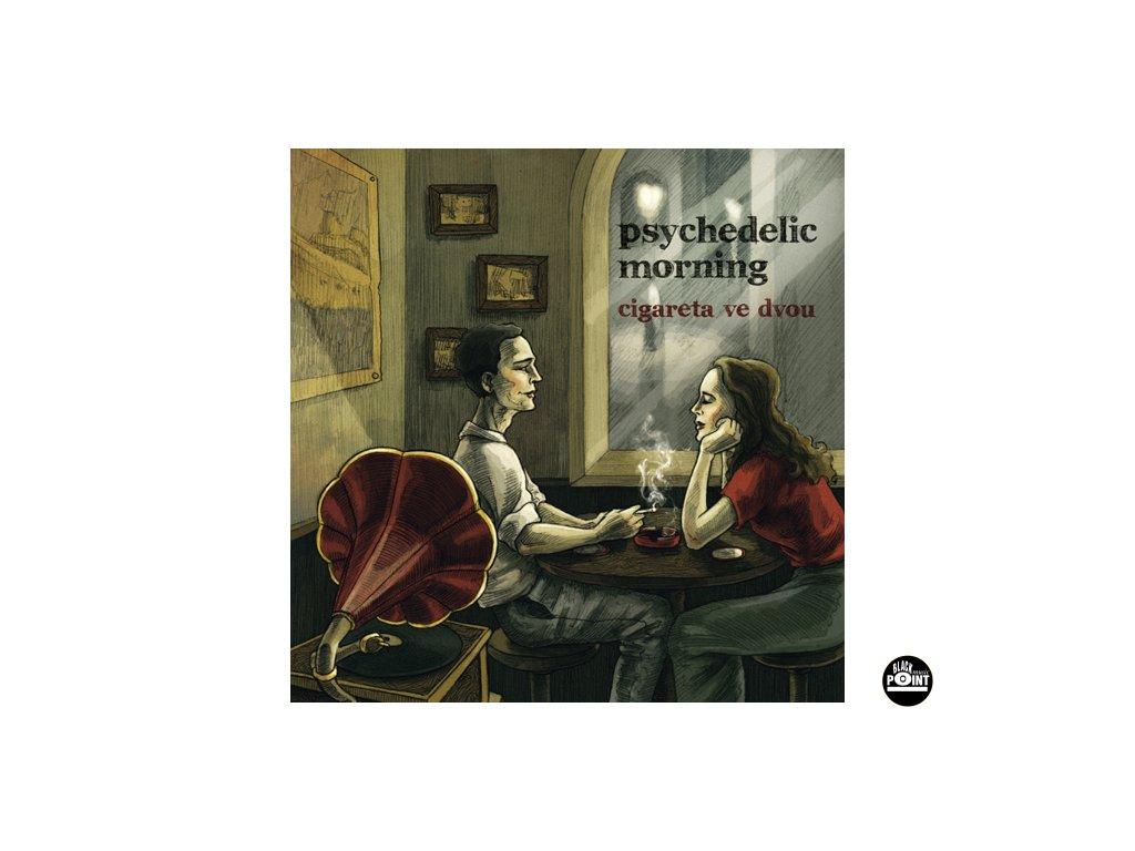 Psychedelic morning - Cigareta ve dvou - CD