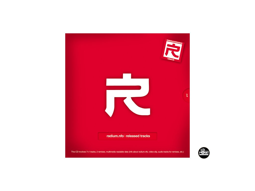 Radium.nfo - Released Tracks - CD
