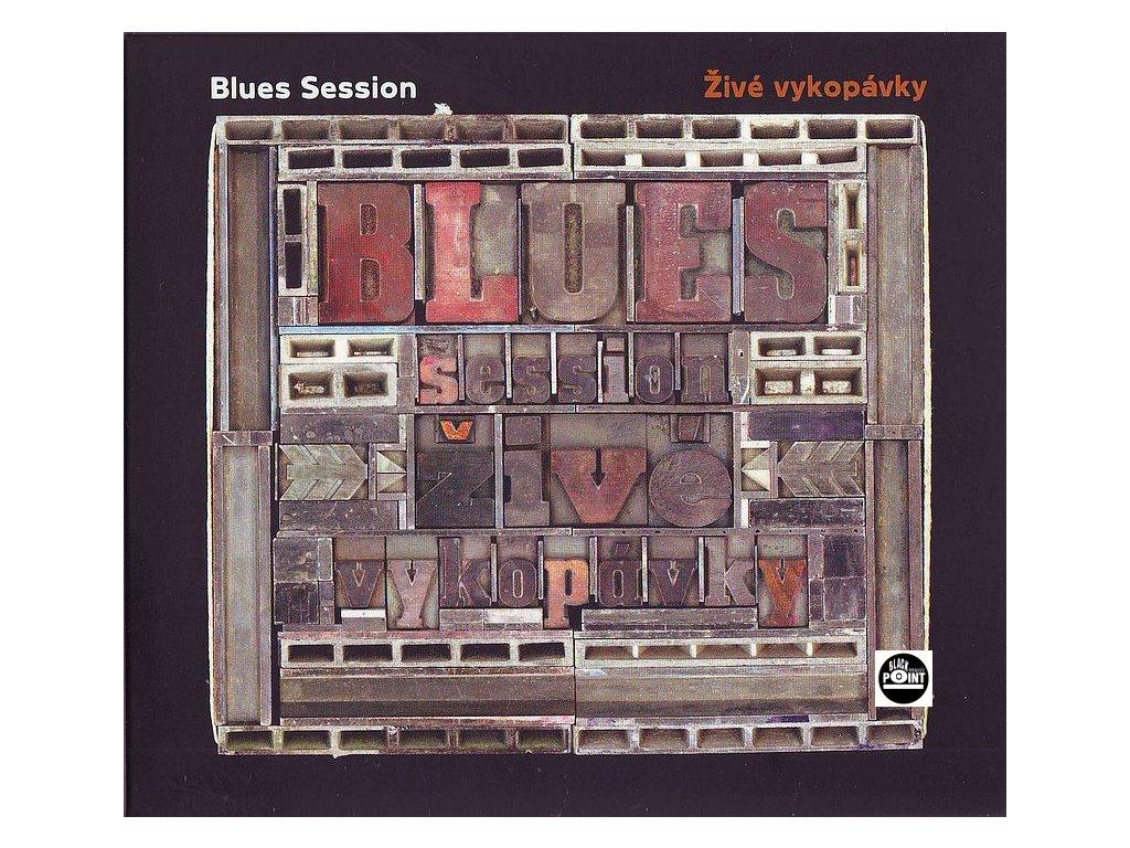 blues session zive vykopavky 1