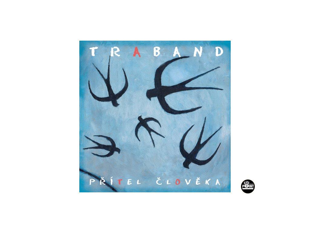 Traband - Přítel člověka - CD
