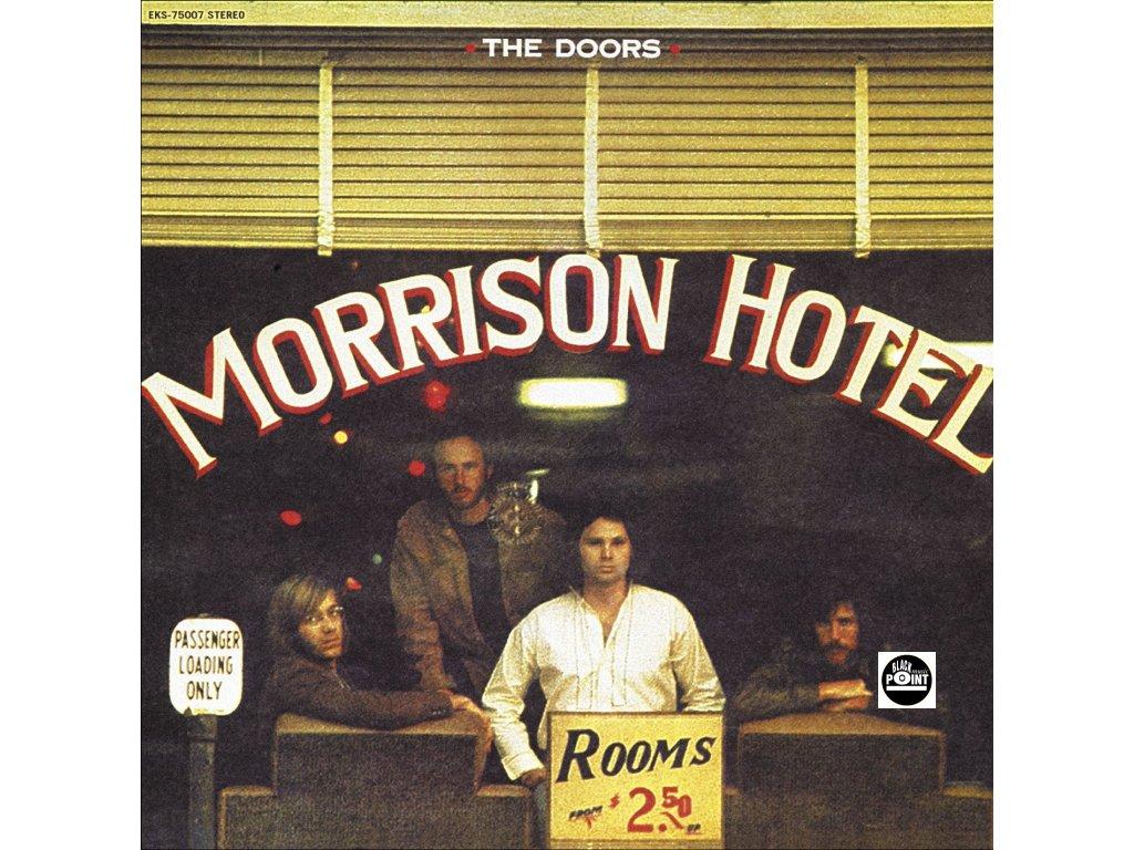 doors morrison hotel