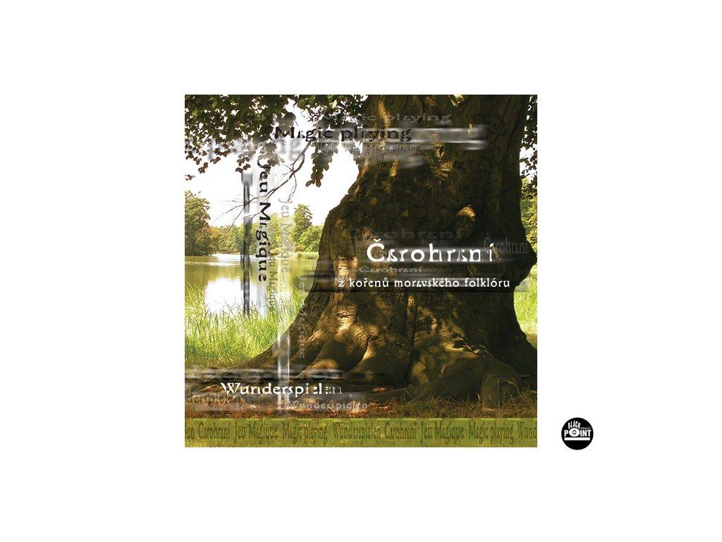V/A - Čarohraní-Z kořenů moravského folklóru - CD