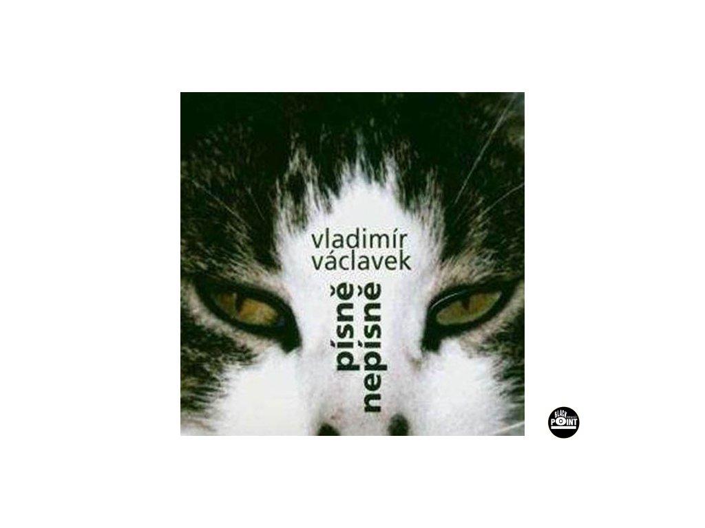 Václavek Vladimír - Písně nepísně - CD
