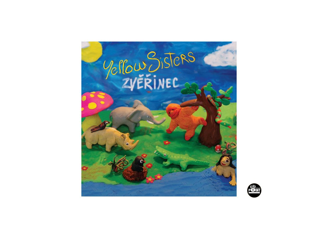 YELLOW SISTERS - Zvěřinec  - CD