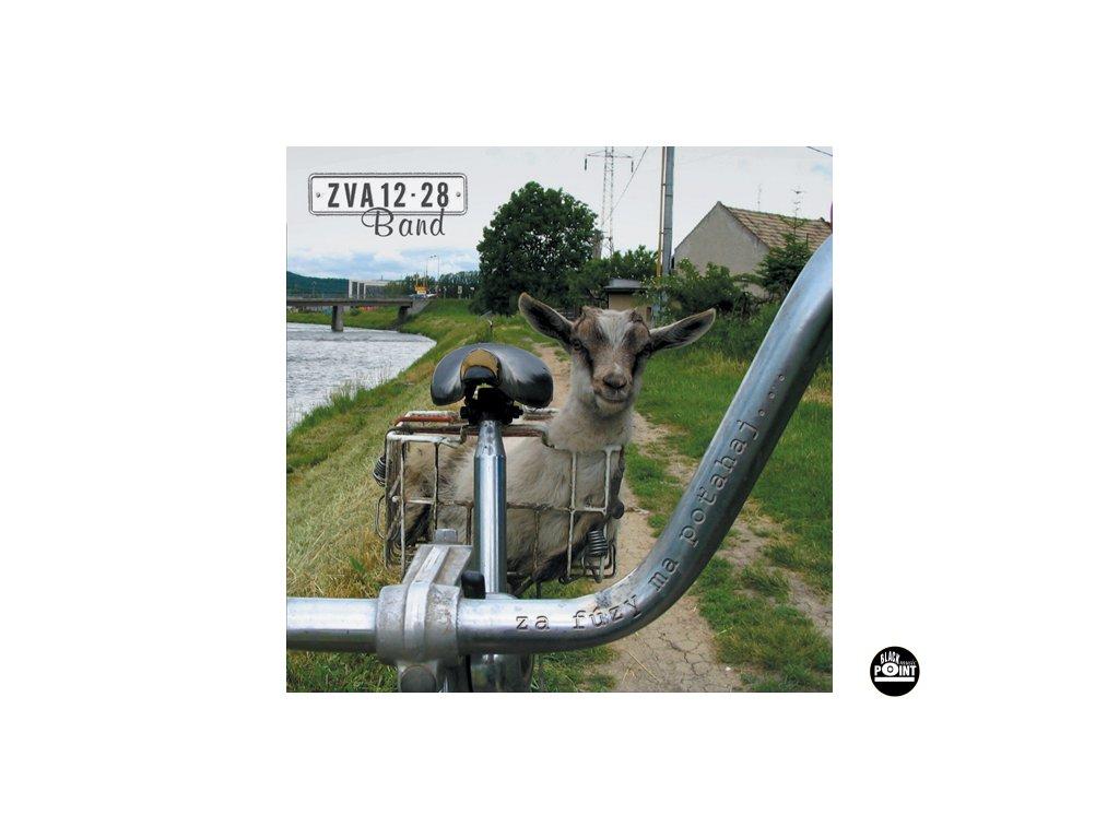 ZVA 12-28 Band - Za fúzy ma poťahaj - CD