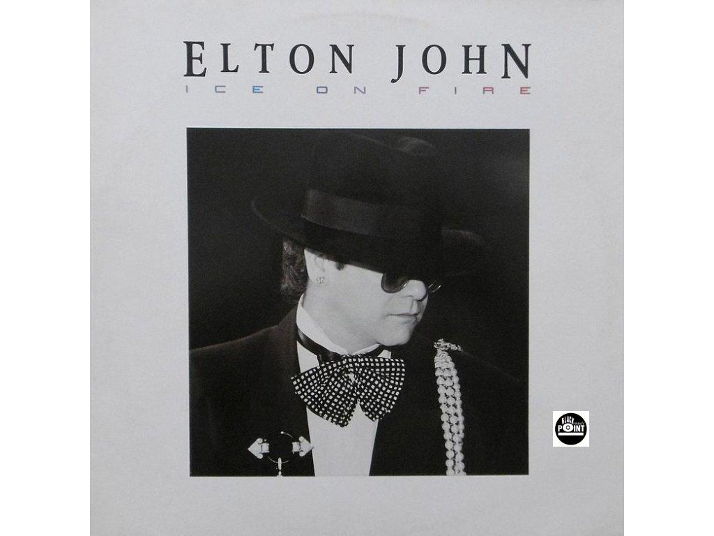 elton john ice on fire