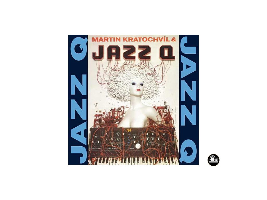 JAZZ Q - Martin Kratochvíl & Jazz Q - 8CD BOX