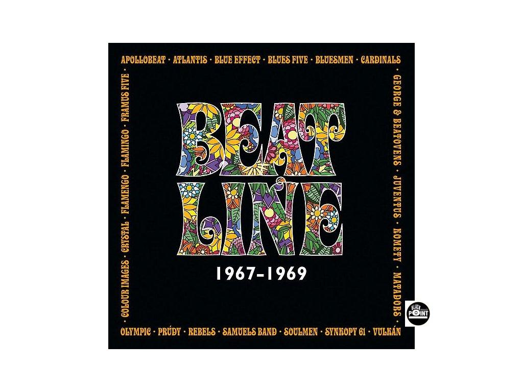 BEATLINE 1967-1969 - LP / VINYL