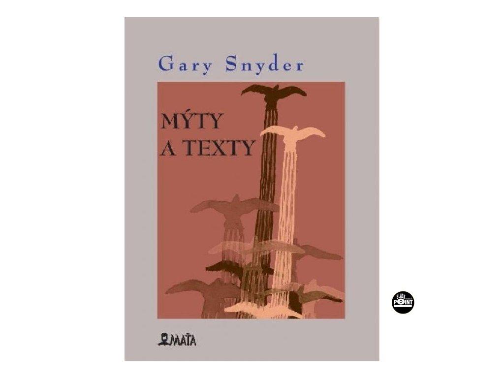 gary snyder myty legendy