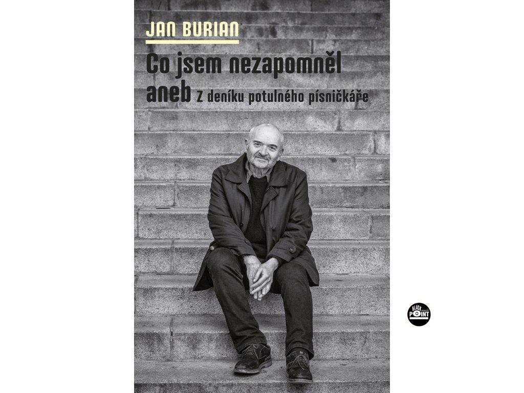 Jan Burian Co jsem nezapomnel