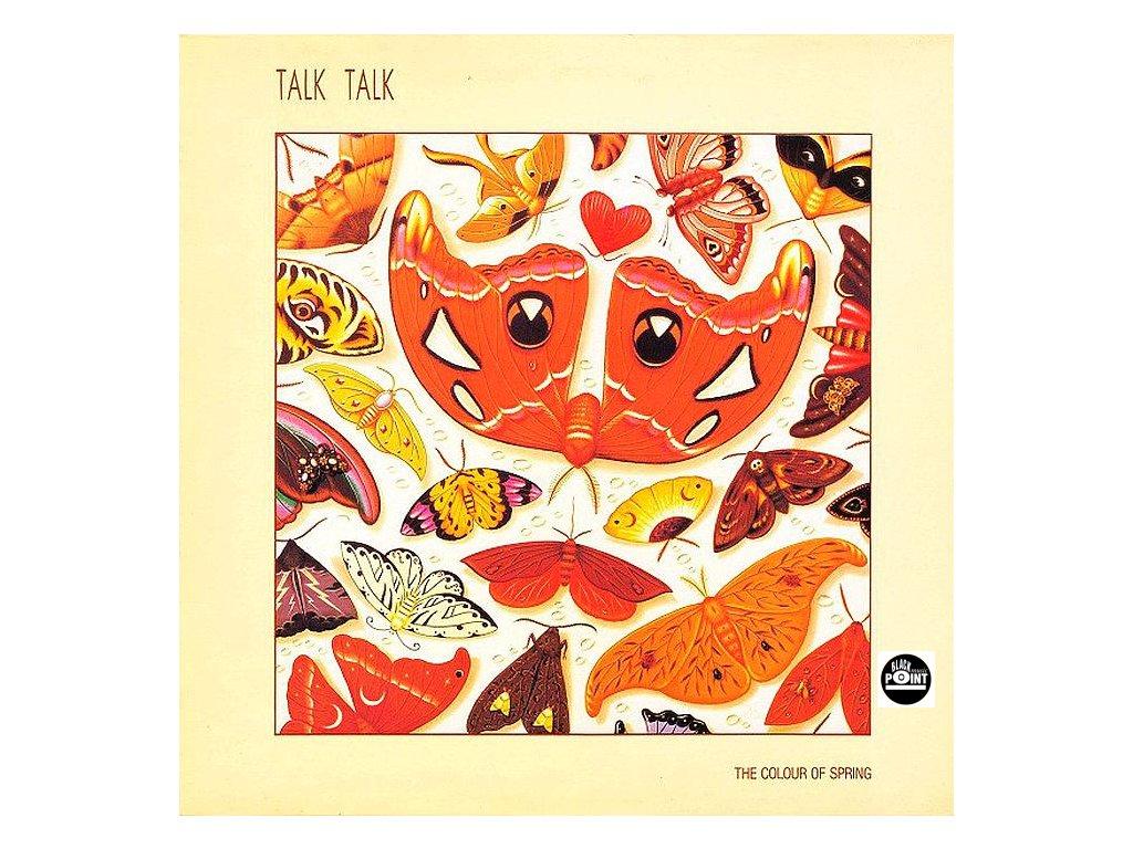 talk talk the colour of spring lp 180g vinyl dvd 1