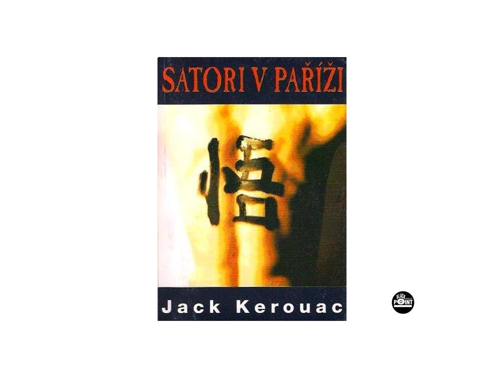 kerouac jack satori v parizi