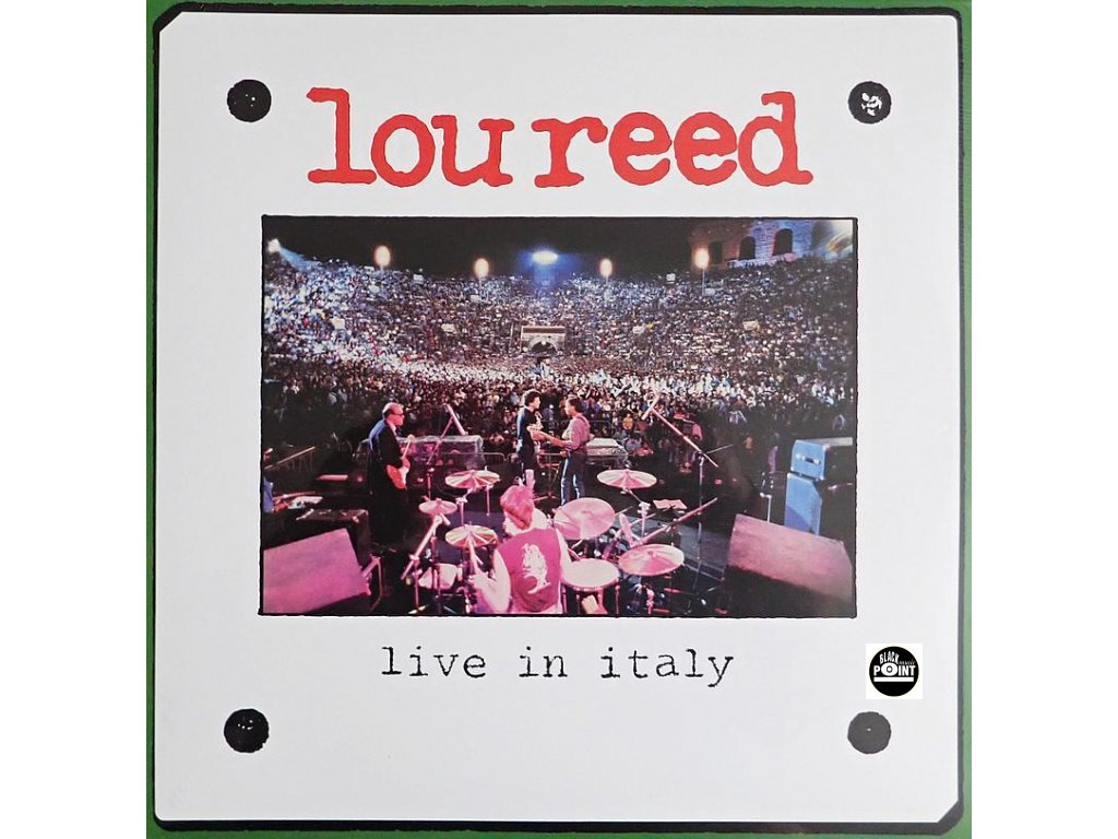 lou reed live in italy 1