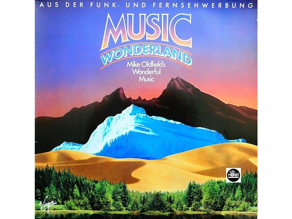 oldfield music wonderland