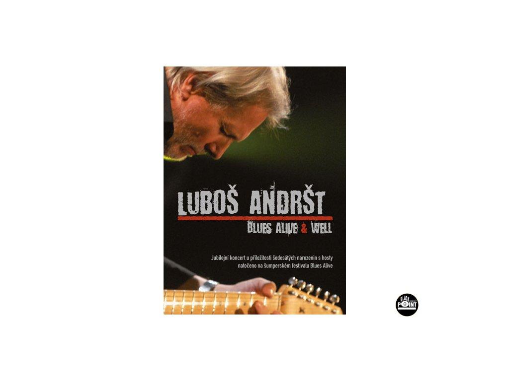 ANDRŠT LUBOŠ - Blues Alive & Well - DVD