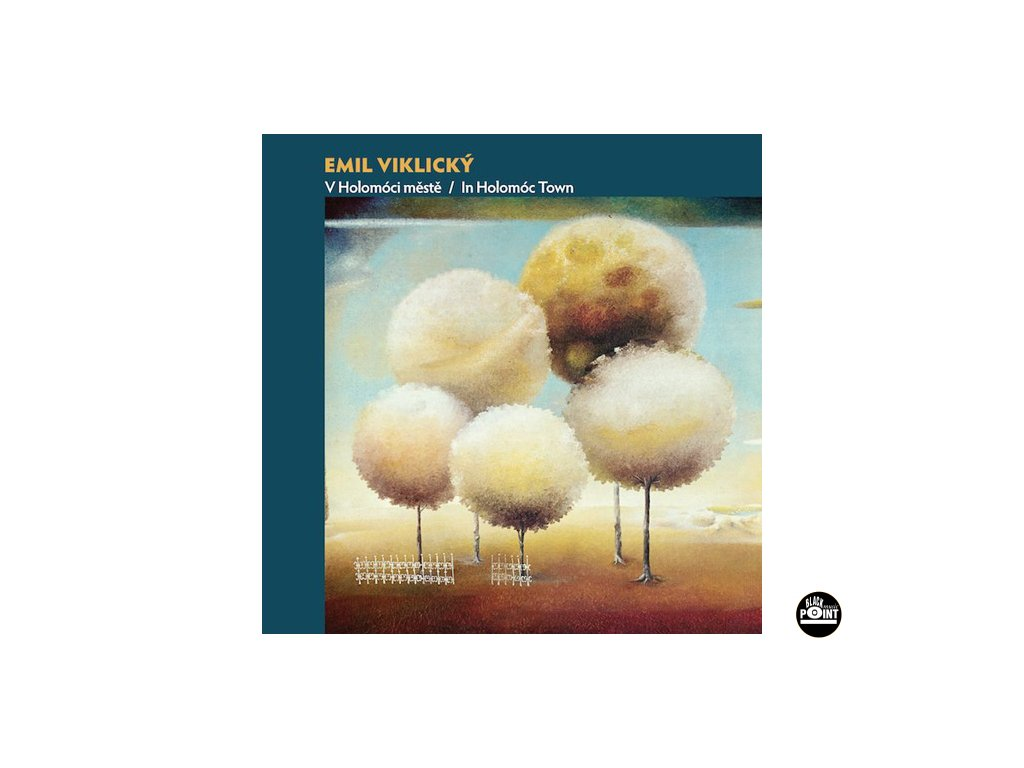 VIKLICKÝ EMIL - V Holomóci městě  - CD