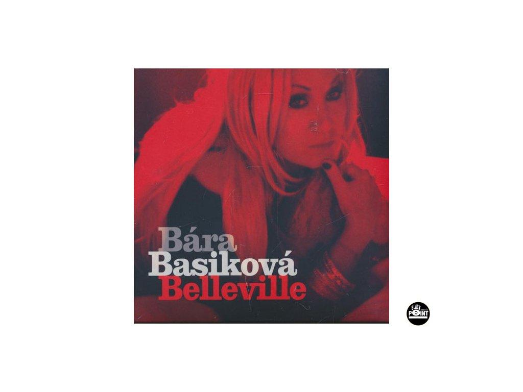 BASIKOVÁ BÁRA - Belleville - CD