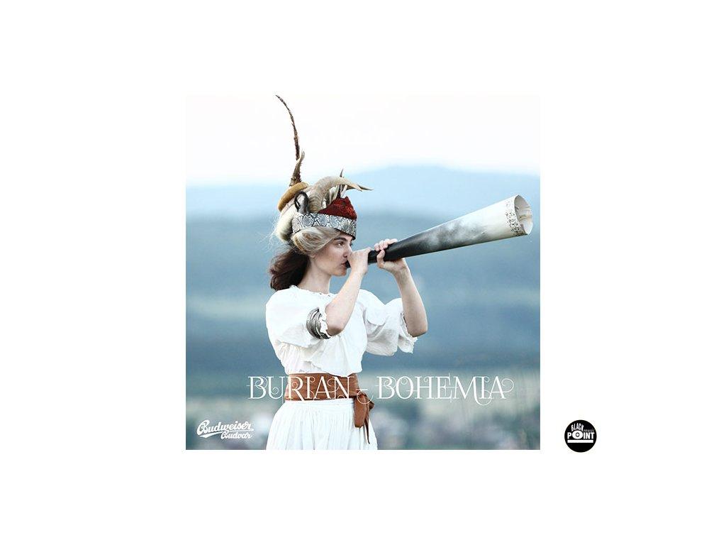 BURIAN JIŘÍ - Bohemia - CD