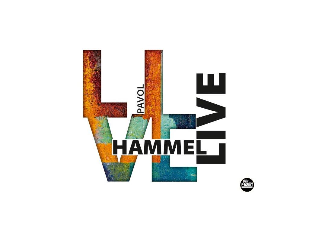 "HAMMEL PAVOL - ""Live"" - 2CD"