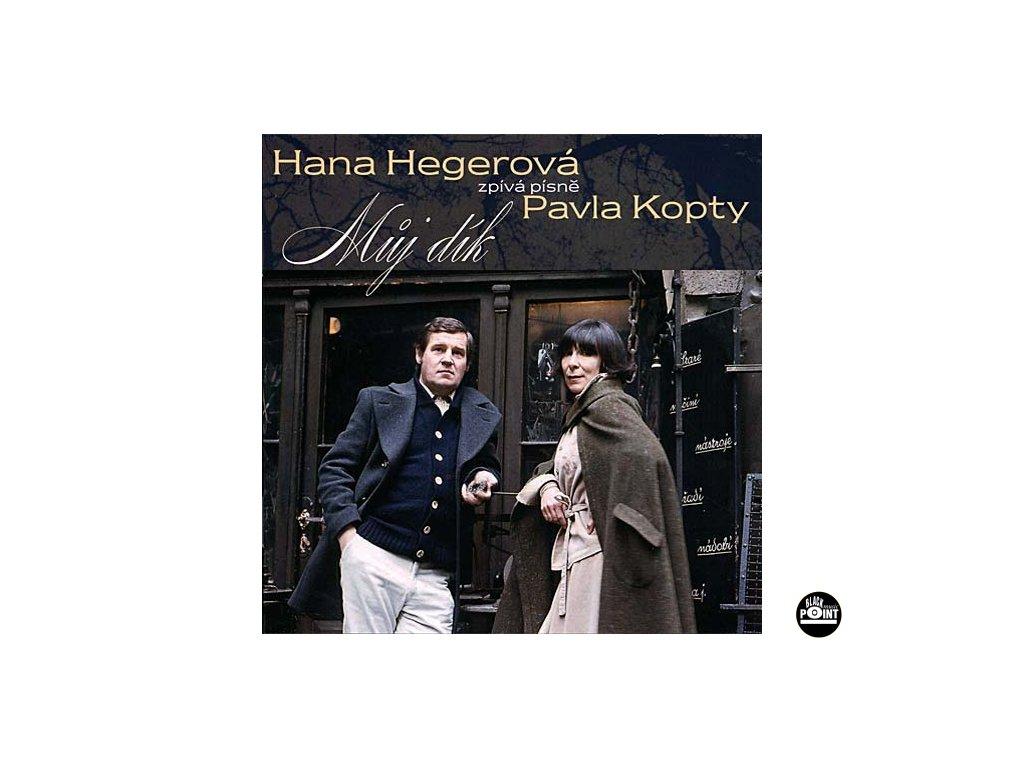 HEGEROVÁ HANA - Můj dík - CD