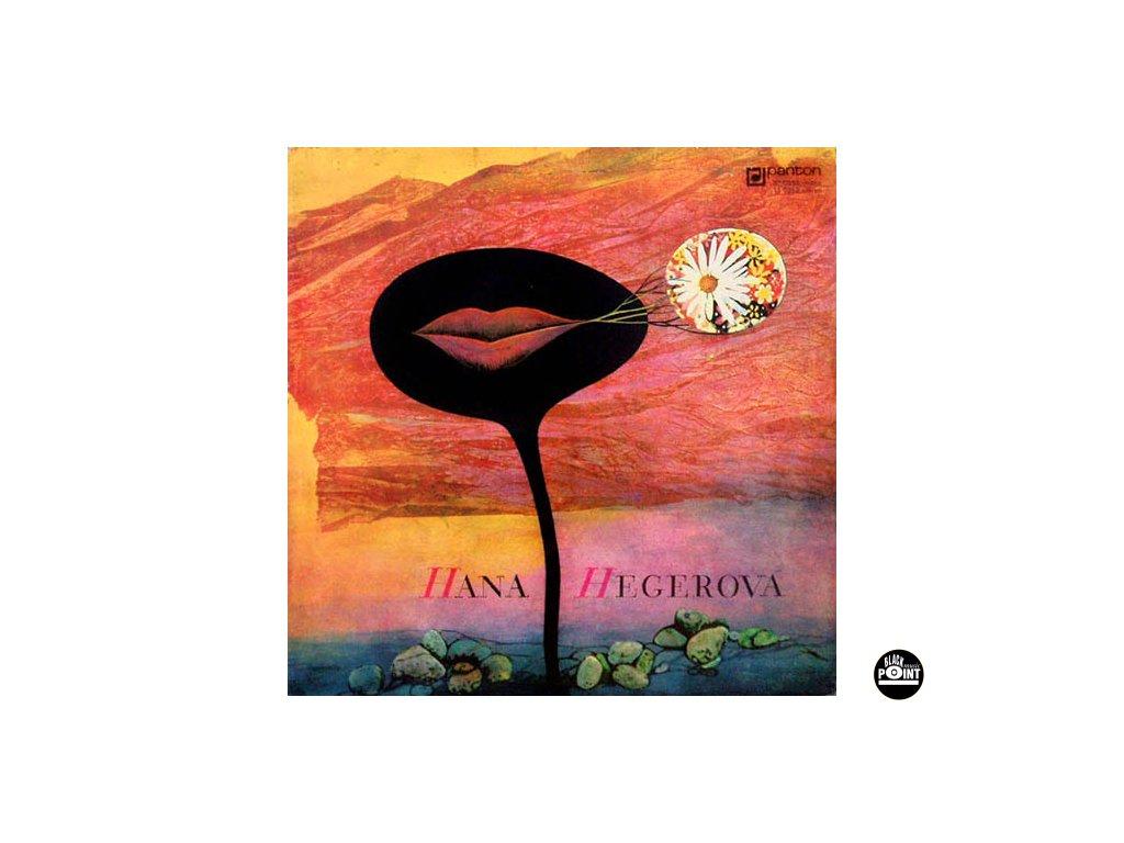 HEGEROVÁ HANA - Recital 1 - CD