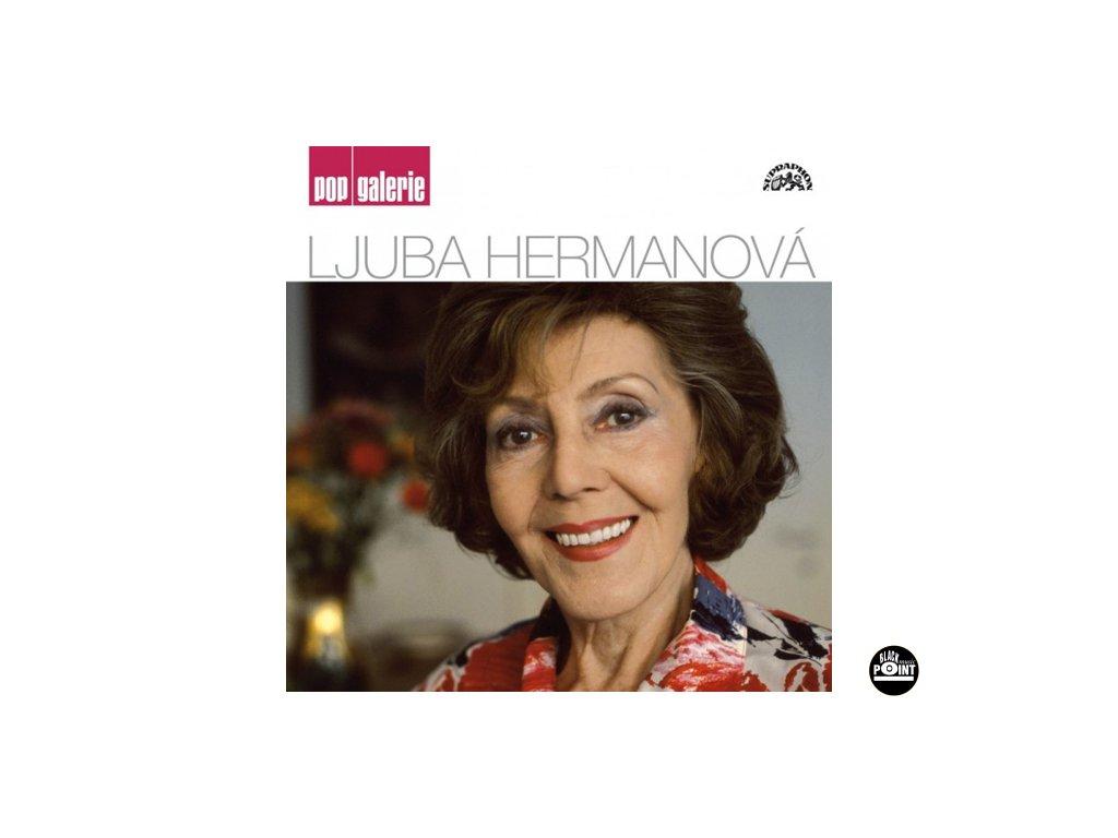 HERMANOVÁ LJUBA - Pop galerie - CD