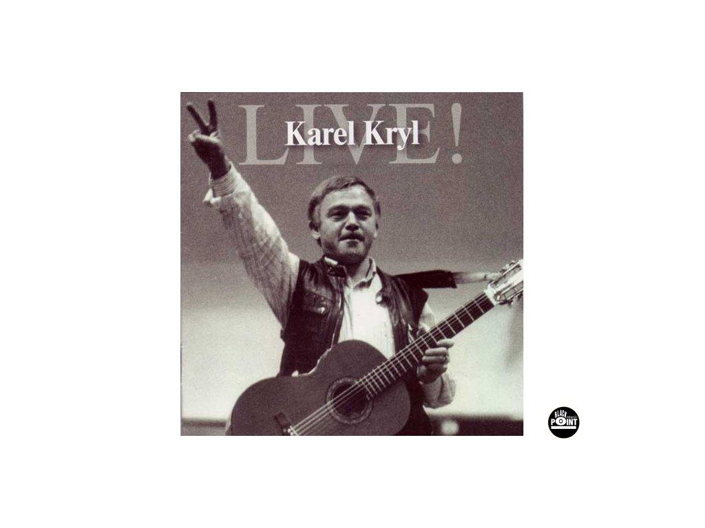 KRYL KAREL - Live! - 2CD