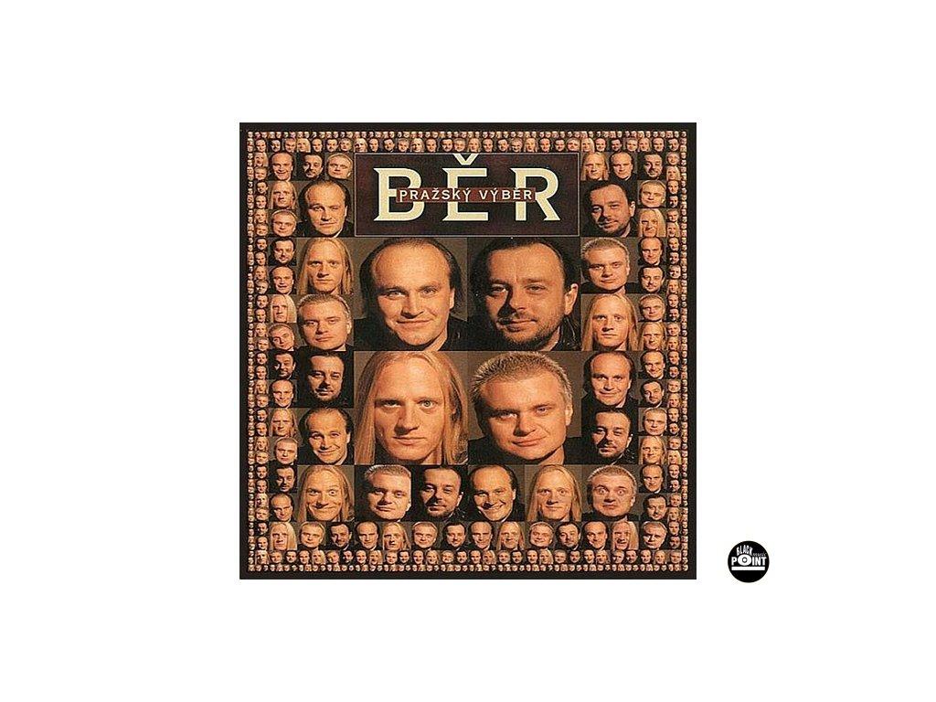 PRAŽSKÝ VÝBĚR - Běr - CD