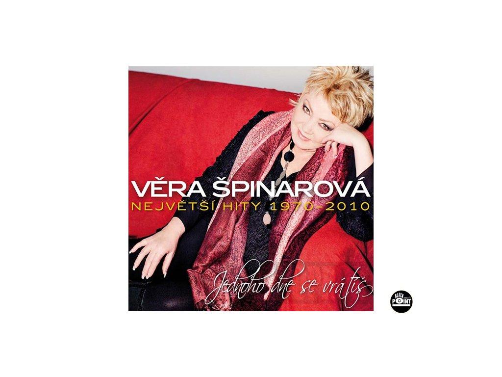ŠPINAROVÁ VĚRA - Zlatá kolekce - 3CD